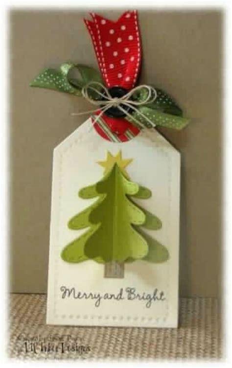 awesome diy gift tags christmas gift tags diy ready
