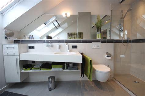bäder modern bilder bad mit schr 228 modern badezimmer k 246 ln