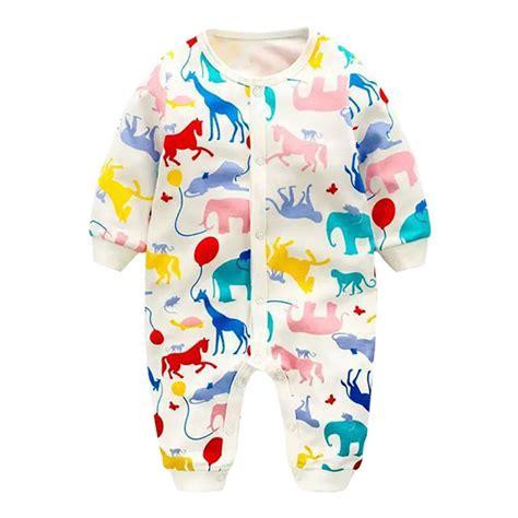 Romper Bodysuit Pendek 3 In 1 Boy Sleepsuit 1 newborn toddler baby jumpsuit boys cotton warm infant romper bodysuit children clothes