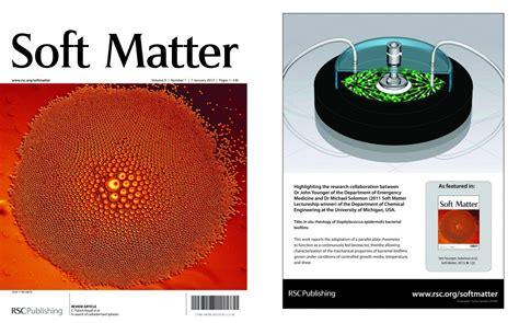soft matter november 2012 soft matter
