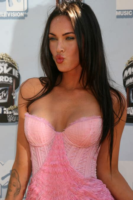 sensation celebrity megan fox