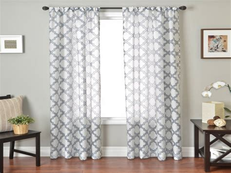 glamorous curtains curtain glamorous white and grey curtain panels white and