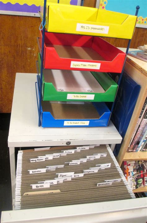 4 Classroom Organization Ideas That Really Work   Scholastic