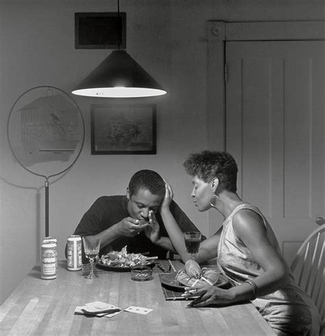 Carrie Mae Weems Kitchen Table by Vision Justice Around The Kitchen Table Aperture