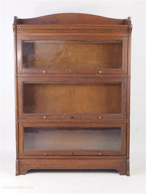 bookcase with file cabinet oak stacking barristers bookcase filing cabinet antiques