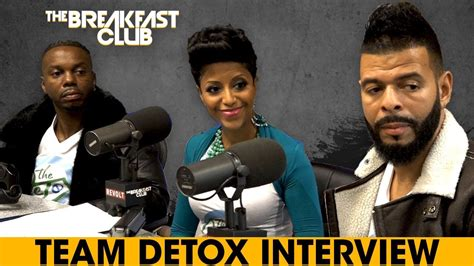Gessie Thompson Detox by Gessie Thompson And Team Discuss Healthy And