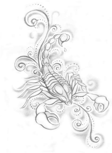 feminine scorpion tattoo designs elemental tattoos by joseph gilland scorpio