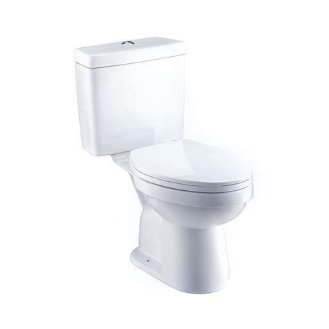 Cotto Water Closet by C13430 Ronda Two Toilet Cotto