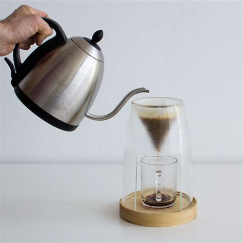 manual coffee maker with extraction speed for better immersion tuvie