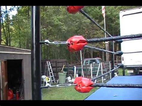backyard wrestling ring for sale mattress wrestling ring videolike