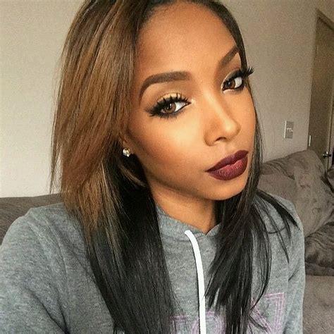 tutorial make up lipstik natural makeup for dark skin best tutorial for black skin ladylife