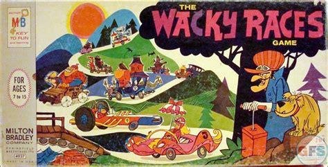 wacky races vintage tabletop wacky races 1969 grayflannelsuit net