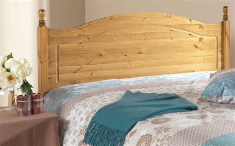 single pine headboard friendship mill orlando solid pine wooden headboard