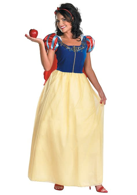 costume for adults snow white costume