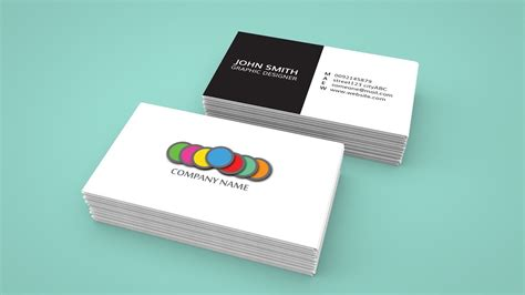 adobe indesign cs6 business card template how to create a business card in adobe indesign and 3d