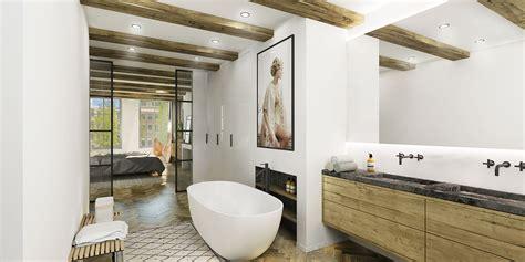 global design style interior design design for loft apartment in the city ibiza interiors
