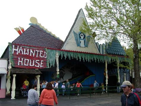Conneaut Lake Haunted House by Camden Park West Virginia