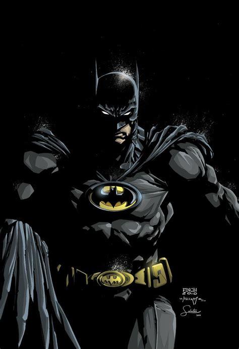 of batman batman by david finch batman and the d c world