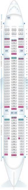 plan de cabine air transat airbus a330 200 seatmaestro fr