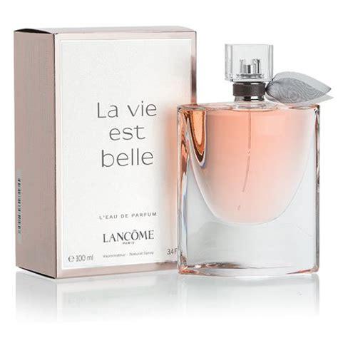 Parfum Lancome 100 Ml Lancome La Vie Est Eau De Parfum 100ml S