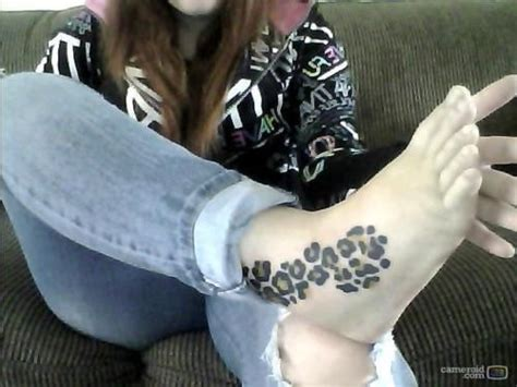 tattoo animal print foot leopard print ankle tattoo maybe to cover up my ankle