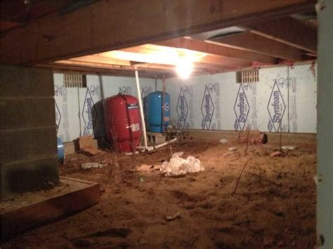 Dirt Floors In Houses by Ayers Basement Systems Photo Album Cleanspace Creates