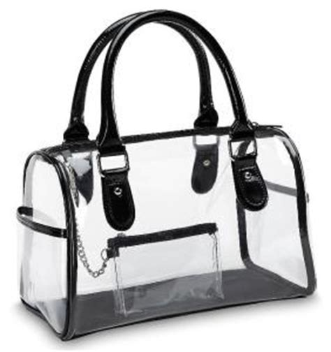super cute clear handbag options for your nfl #gdo (game