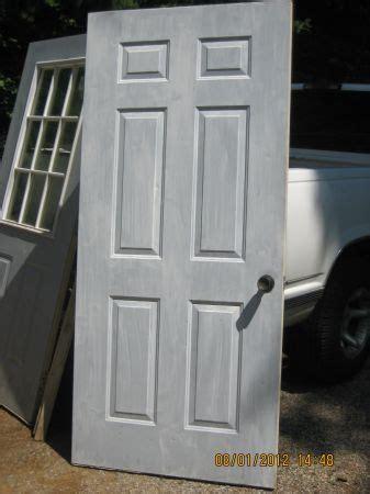 30 Inch Exterior Steel Door Pinterest