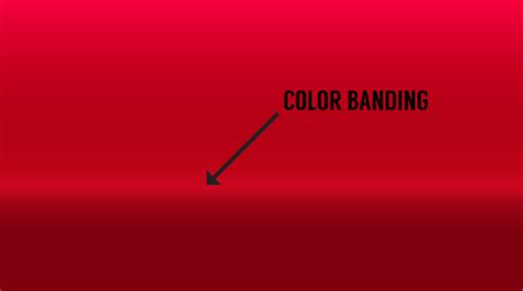 what is color what s color banding in printing and why does it happen