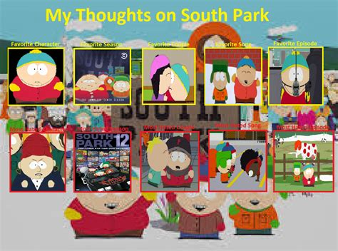 South Park Meme Episode - south park thoughts meme by superjonser on deviantart
