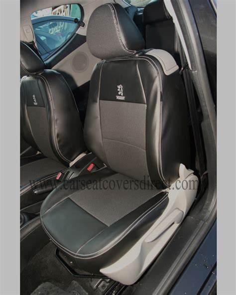 Peugeot 207 Black Silver Cover Selimut Mobil Waterproof search results for peugeot car seat covers direct tailored to your choice