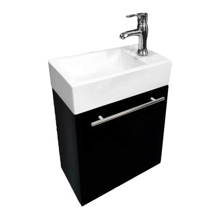wall mount sink with towel bar bathroom small wall mount vanity cabinet sink with faucet