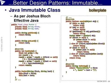 builder pattern in java joshua bloch groovy power features