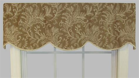 The Cornice Shop Pargo Mocha Cornice Valance Thecurtainshop
