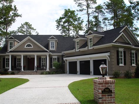 Southern Home Builders | image gallery southern homes