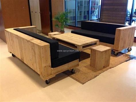 wooden furniture ideas with pallets upcycle