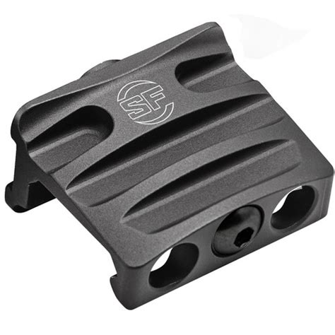 surefire m300 scout surefire offset rail mount for m300 m600 scout light black