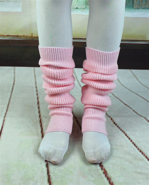 pink pattern leg warmers wholesale ballet latin dance leggings pink red white black
