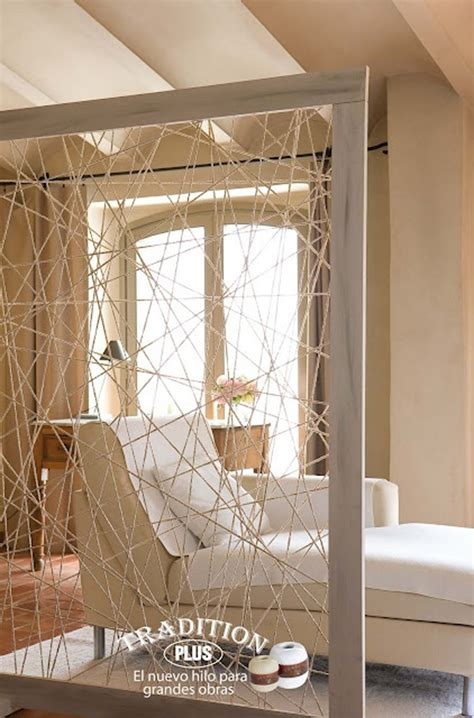 rope room divider 15 simple rope wall for room dividers home design and