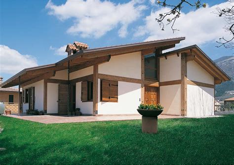 casa abruzzo casa a un piano teramo abruzzo costantini sistema legno