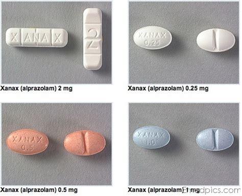 alprazolam (xanax)