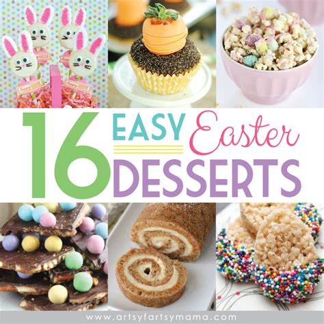 easy easter desserts 16 easy easter desserts artsy fartsy mama