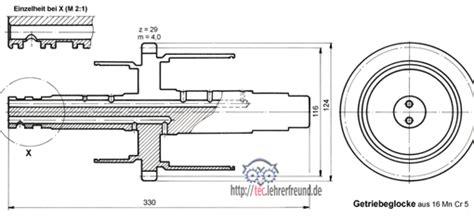 Schnittdarstellungen In Technischen Zeichnungen by Technisches Zeichnen Fehlerhafte Zeichnung Verbessern