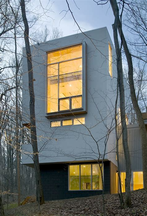 forest house kube architecture archdaily gallery of forest house kube architecture 5