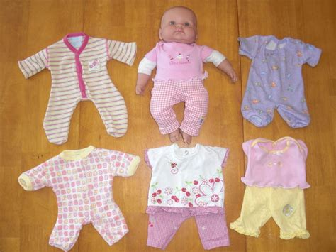 child styles how to make doll s clothes out of baby clothes