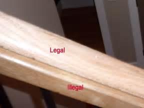 Basement Stair Railing Code asheviller 187 2011 187 february