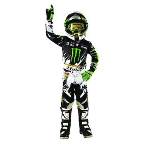 youth monster energy motocross thor youth phase pro circuit pants revzilla