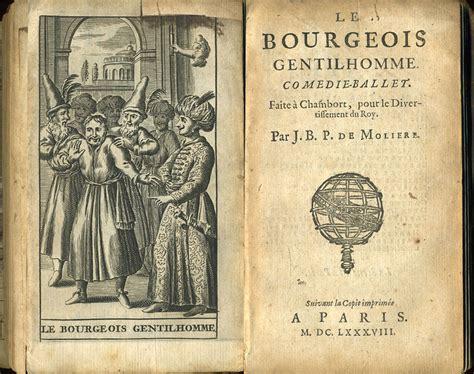 le bourgeois gentilhomme le bourgeois gentilhomme wikipedia