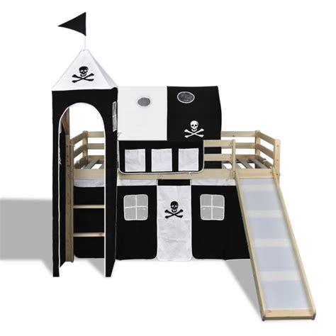 tente de lit pirate lit mezzanine cielterre commerce