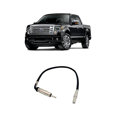 ford antenna adapter ford f 150 truck 2007 2014 factory stereo to aftermarket